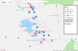 tematická mapa